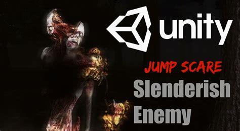 unity tutorial enemy unity 5 jump scare slenderish enemy tutorial download
