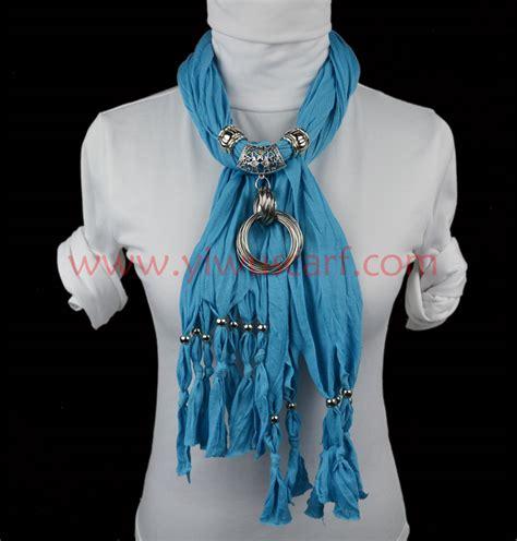 wholesale alloy pendant scarf china scarf