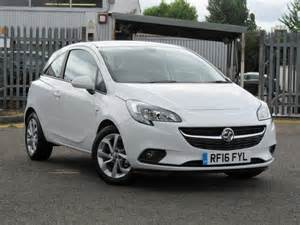 Vauxhall Corsa Energy Used 2016 Vauxhall Corsa 1 4i Energy 3dr For Sale In