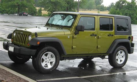 Of A Jeep Auto Review Jeep Wrangler