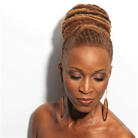 simple and elegant dreadhairstyles com 17 best images about natural hair kinky braided twisted