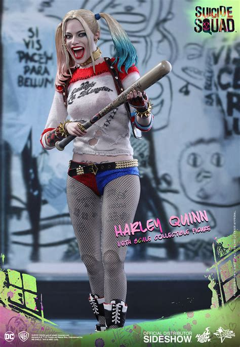 Dc Comics Harley Quinn Sixth Scale Figure By Hot Toys Sideshow Collectibles