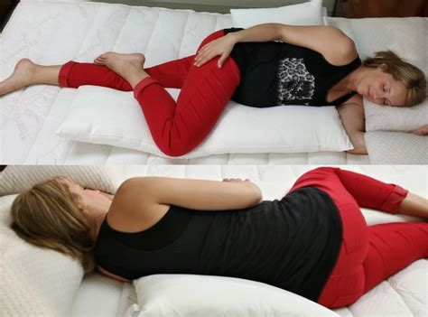 Pregnancy Pillow For Lower Back by Schmoozi Pregnancy Pillow With Innovative Back Support