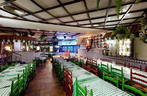 restaurante patio andaluz restaurantes en terrassa barcelona