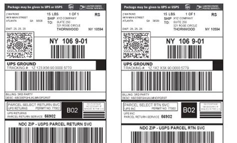 printable ups labels software to print ups labels vuelloadd