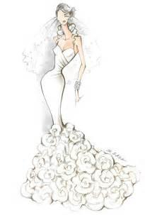 wedding dress sketches on pinterest dress sketches
