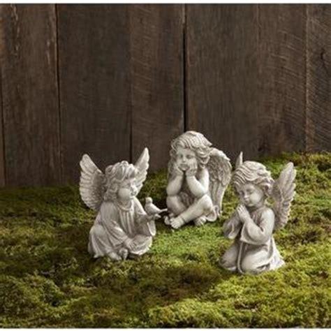outdoor cherub statues praying cherub statue outdoor living outdoor decor