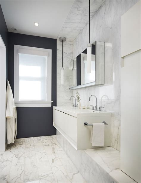 bathrooms with carrera marble fabulous carrera marble bathrooms to be awestruck by