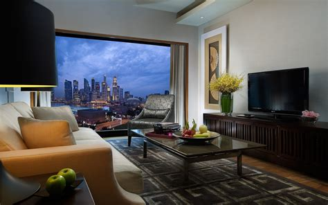 singapore view  luxury hotel window hd wallpaper