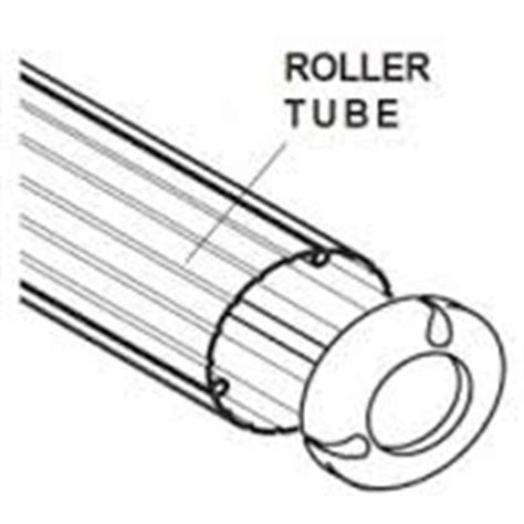 dometic awning roller tube 21 foot roller tube for an 8500 plus dometic
