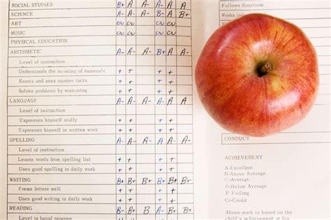 Ontario Report Card Letter Grades Report Card Freebies Saving Dollars Sense