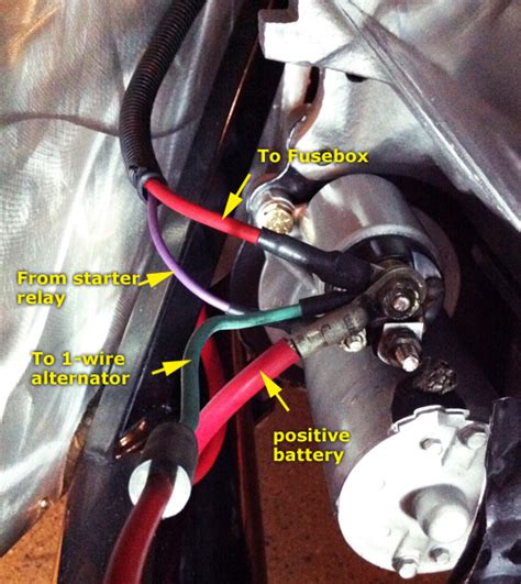mini starter wiring ffcars factory five racing discussion forum