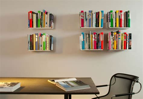 trendy simple wall shelves for home office decosee