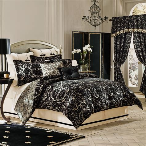 zebra skin pattern bedroom comforter and curtain sets with