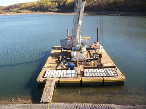 Concrete Revetment Mat by Articulated Concrete Block Mat Revetment Crofton Industries