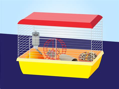set   mouse cage  steps  pictures wikihow