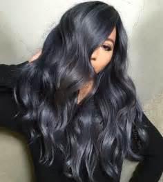 hair colors for 60 gray blue best 20 dark grey hair ideas on pinterest dark grey