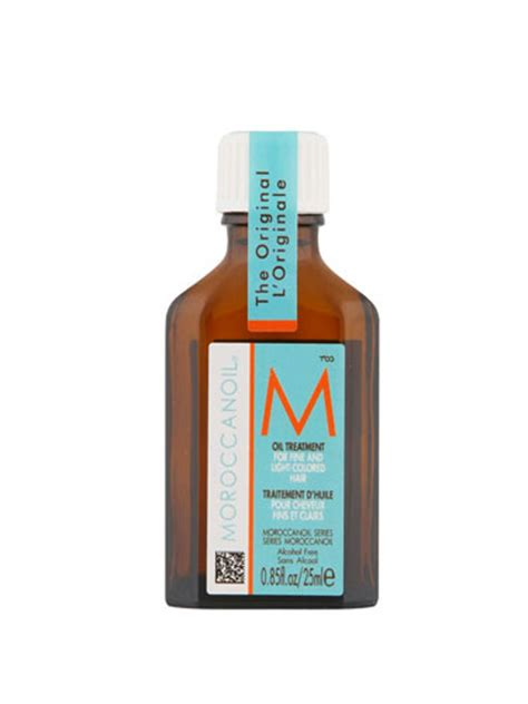 light oils for hair moroccanoil light treatment 25ml hairtrade