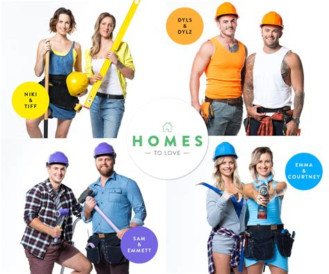 Home Decor And Renovations Magazine The Block Nz Is Back With A Difference As The New Teams