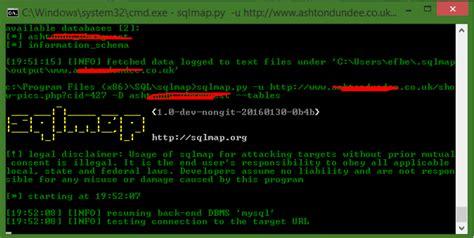 tutorial lengkap deface website tutorial deface dengan sqlmap lengkap gambar 3xploi7