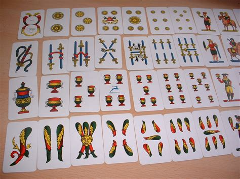 briscola deck scopa napoletane cards yahoo answers