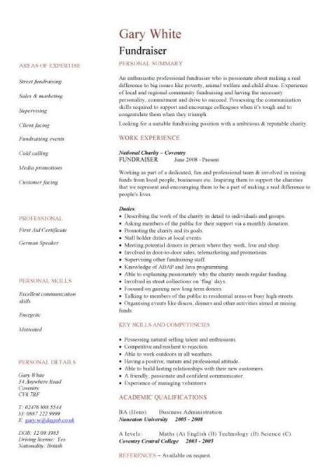 sales cv template, sales cv, account manager, sales rep