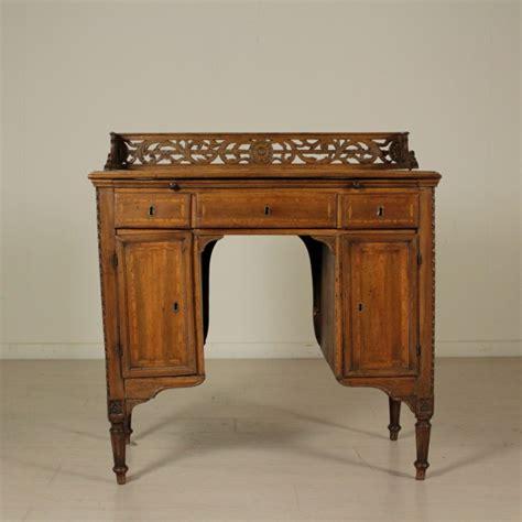 scrivania antiquariato scrivania neoclassica da centro scrivanie e scrittoi