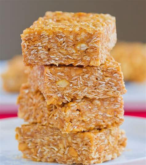 peanut butter quot no bake quot bars
