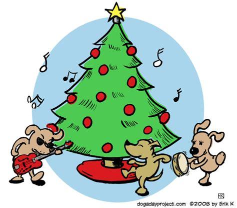 december 22 rockin around the christmas tree a dog a day