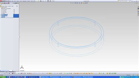 solidworks pattern of bodies parts mysteriously disappearing from assemblies dassault