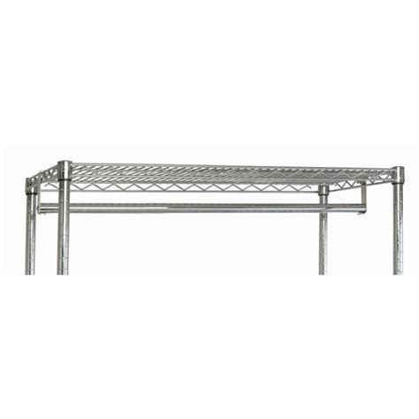 chrome wire shelving accessories shelving direct