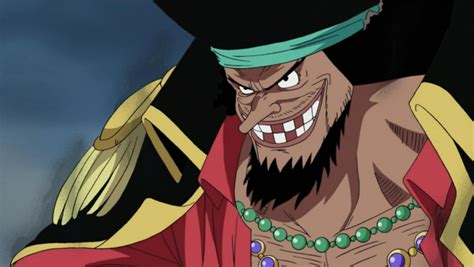 Anime One Blackbeard interesting one facts toonbarntoonbarn