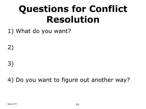 ppt managing conflict powerpoint presentation id 205549