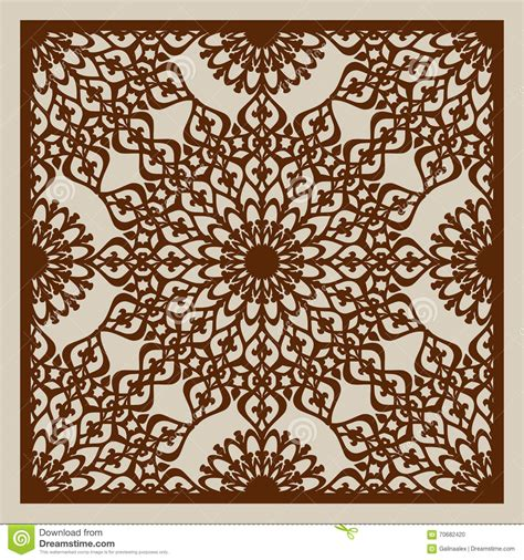 pattern wood cut the template pattern for laser cutting decorative panel