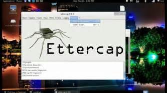 kali linux attack tutorial kali linux ddos attack using ettercap youtube