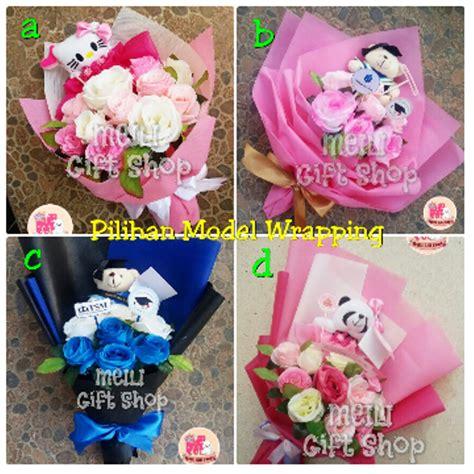 Jual Buket Boneka by Jual Buket Bunga Boneka Wisuda Bouquet Doll Smw Di