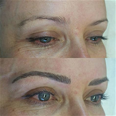 tattoo eyebrows nz feathered eyebrow tattooing kapiti wellington