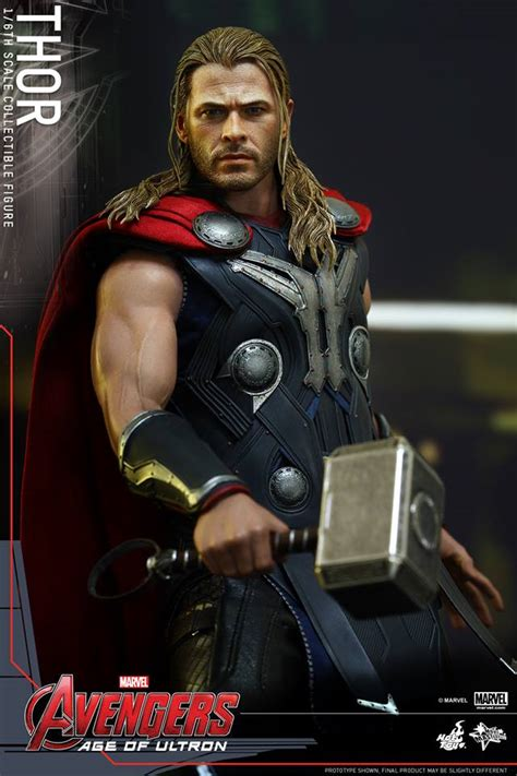 Age Of Ultron Thor Tinggi 30 Cm age of ultron thor figure by toys the toyark news
