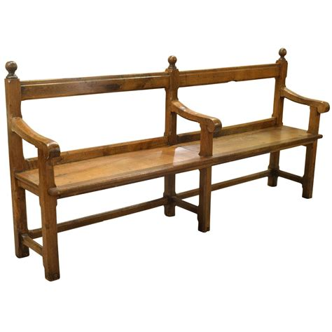 pew benches victorian oak bench pew at 1stdibs