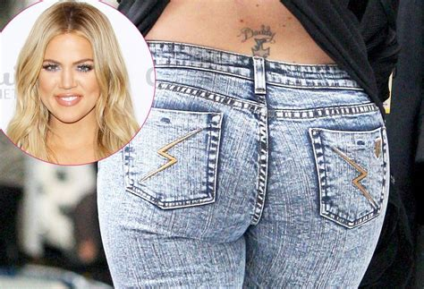 kardashian tattoos 5 khloe designs with meaning