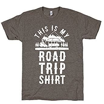 Tshirt My Trip 25 human this is my road trip shirt coffee t