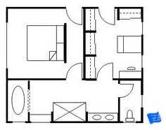 en suite bathroom floor plans 1000 images about master bedroom floor plans with