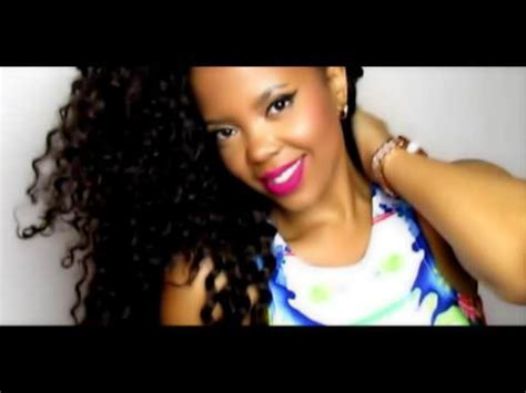 crochet braids pictures pony tails crochet braids the ponytail invisible knot method no