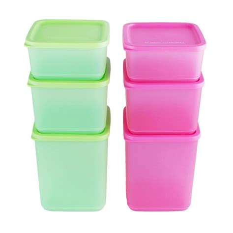 Tupperware Summer Collection tupperware blibli