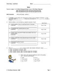 work energy theorem worksheet photos getadating