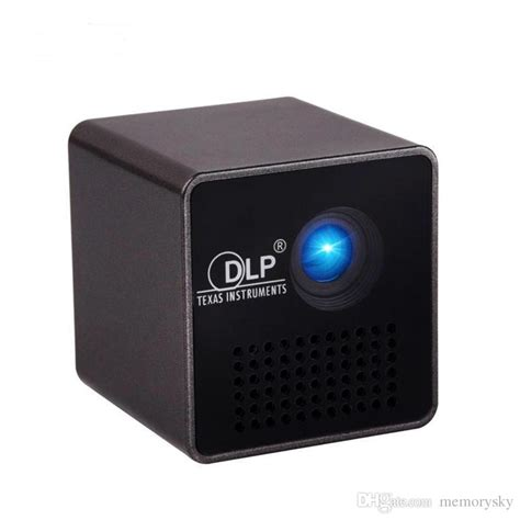 Best Price Mini Projector Ulir p1h hd mini portable projector led micro projector cinema home theater projector 640 360 lcd