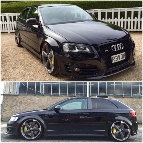 Audi S3 Wagon by Audi S3 Mod Tuner Wagons Jdm Audi A3 And Cars