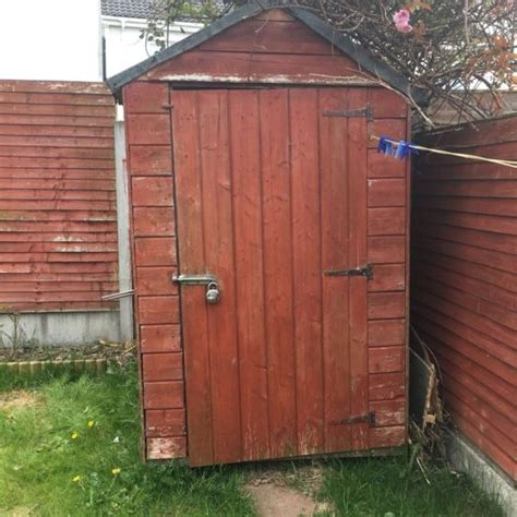 garden shed 6x4 for sale in lucan dublin from smj2003