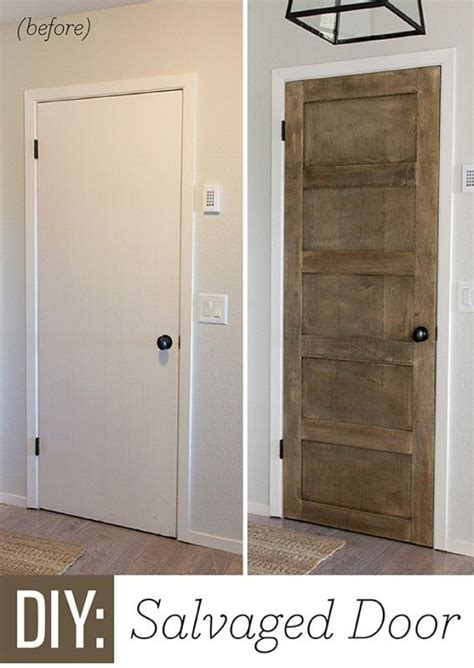 Cheap Hollow Interior Doors 25 Best Ideas About Hollow Doors On Door Makeover Cheap Bedroom Makeover And