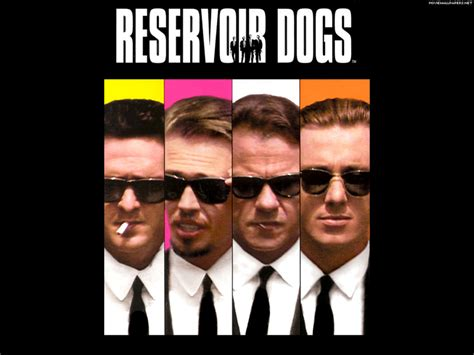 reservoir dogs colors reservoir dogs colours and 2